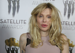 Courtney Love hints that she'll duet with Miley Cyrus or Lana Del Rey