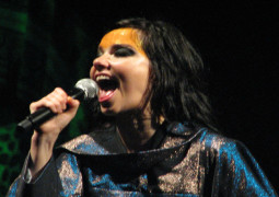 Bjork publicly supports yes vote for Scotland