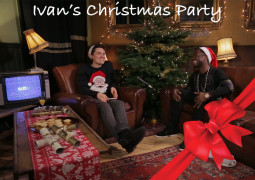 Ivan's Christmas Party – Stylo G Interview