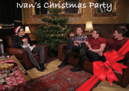 Ivan's Christmas Party – Little Eye interview