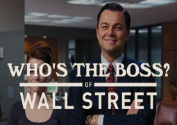 Here's what The Wolf of Wall Street would look like as an 80's sit com