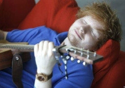 Spotify says Ed Sheeran sends people to sleep more than any other artist