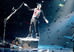 Muse plan to fly drones over audience at live shows