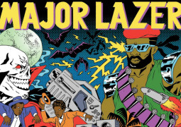 Major Lazer announce 4 UK shows