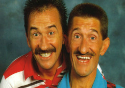 The Chuckle Brothers will be appearing at Bestival