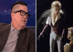 Orange Is the New Black's Lea DeLaria sings jazzy David Bowie cover on Conan