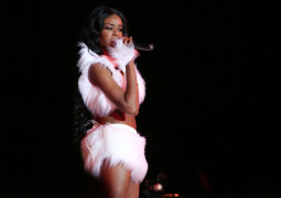 Azealia Banks says she can't be homophobic because she's bisexual