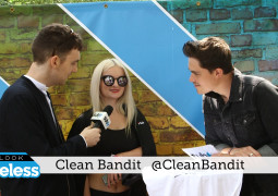 Subtv meets Clean Bandit, MNEK & more at Wireless 2015!