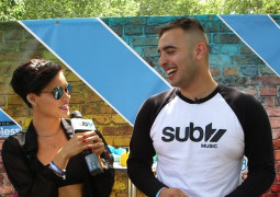 Subtv meets Sinead Harnett, Damage & more at Wireless 2015!
