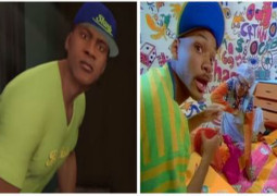 Some guy perfectly recreated the opening on the Fresh Prince on GTA V