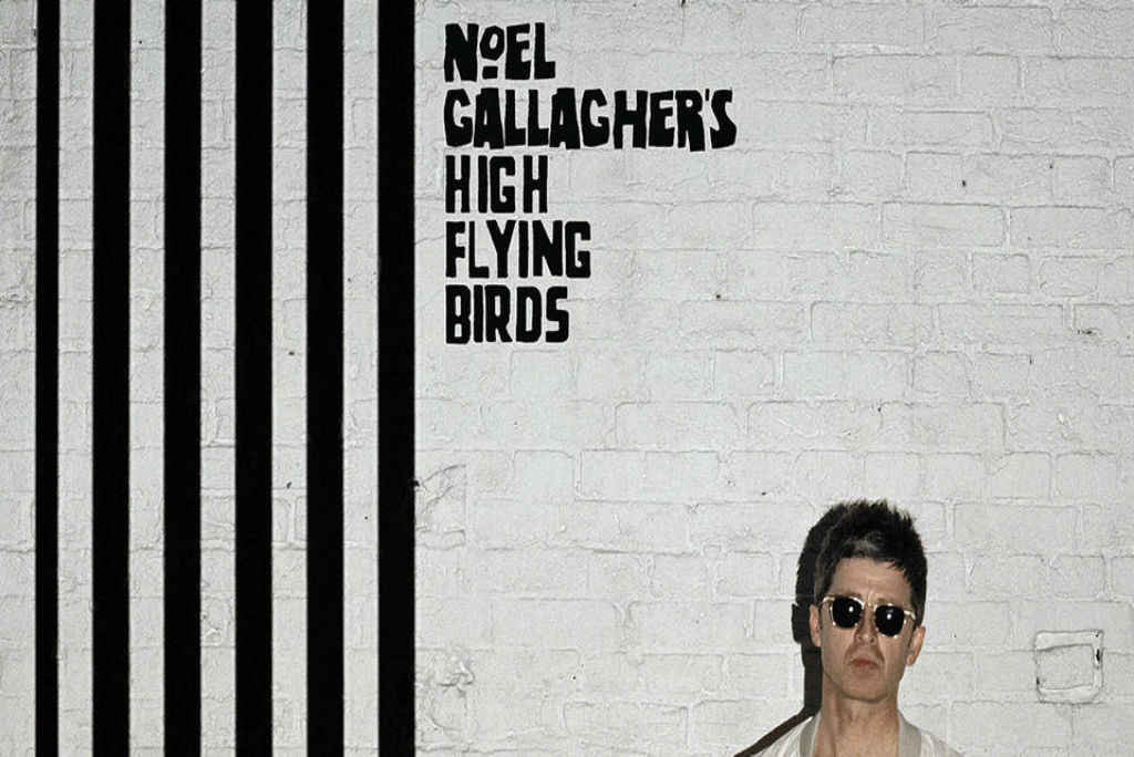 Vinyl Album Charts 2015 rock Noel Gallagher