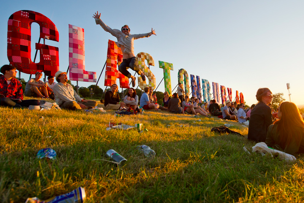 Glastonbury 2016 sell out
