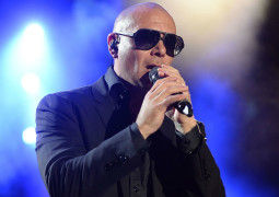 Pitbull Talks About His Mother's Tough Love!