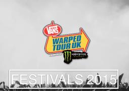 Subtv @ Warped Tour UK 2015