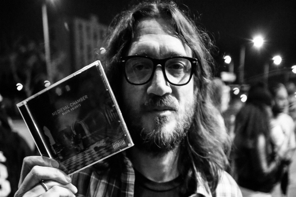 John frusciante offers music for free subtv