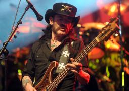 Motörhead's 'Lemmy' Passes Into Legend!