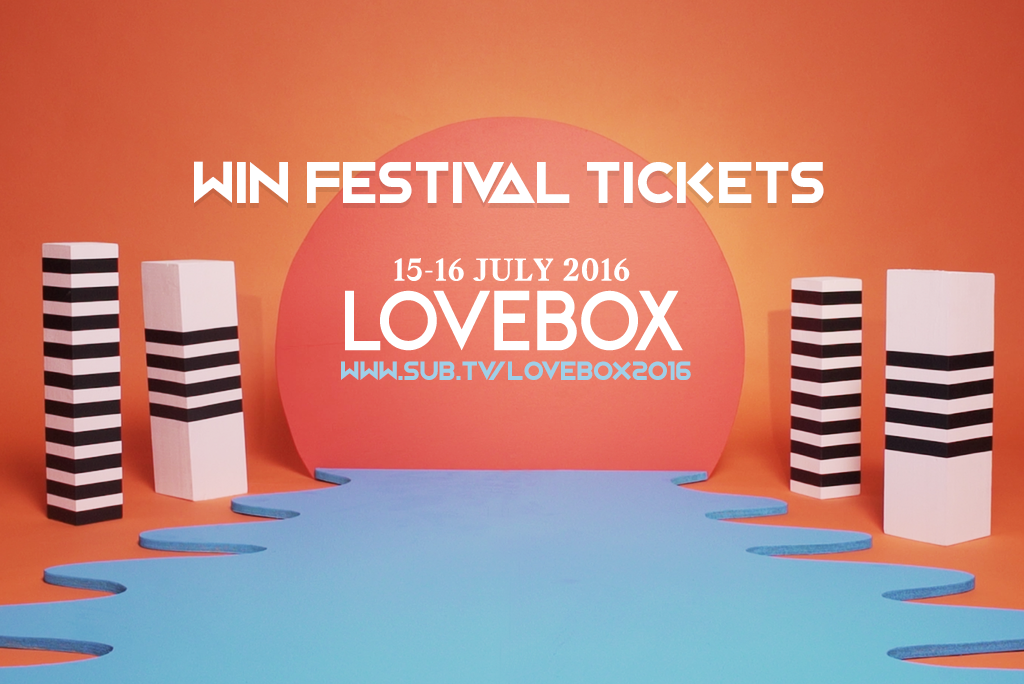 Lovebox: Win Festival Tickets