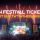 T in the Park: Win Festival Tickets