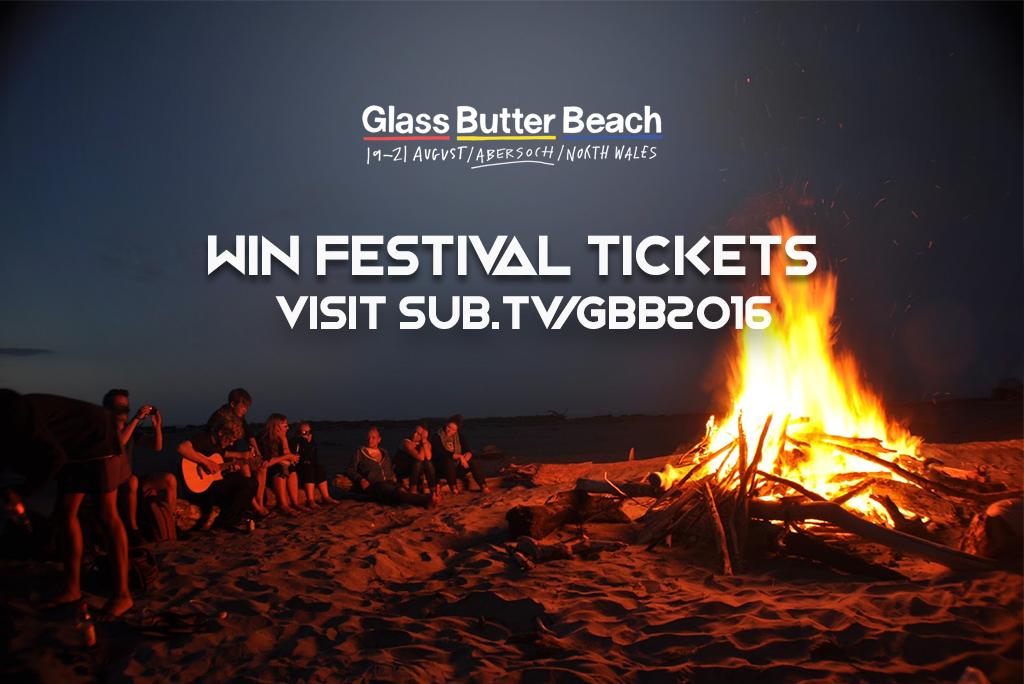 Glass Butter Beach Festival  Tickets