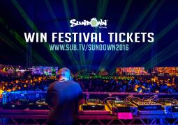 Sundown Festival: Win Tickets