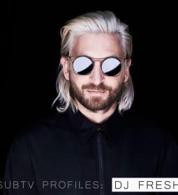 Profiles: DJ FRESH