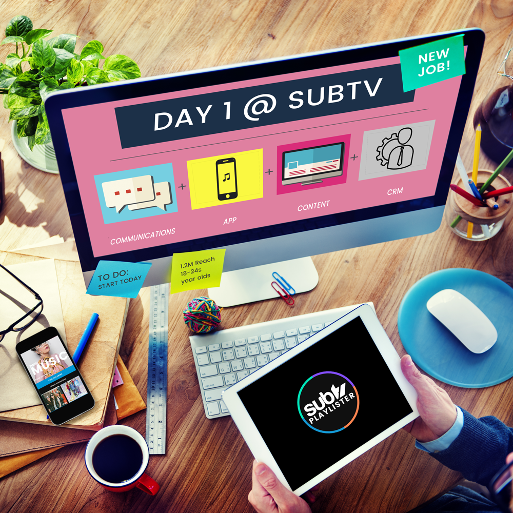 Work at Subtv