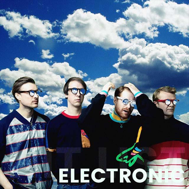 HITLIST: ELECTRONIC